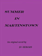 Summer in Martinstown Book Cover