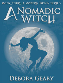 A Nomadic Witch (A Modern Witch Series) Book Cover