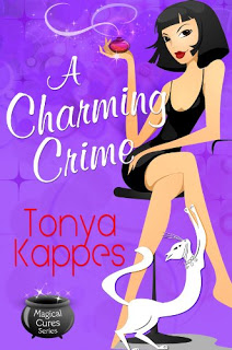 A Charming Crime (Magical Cures Mystery Series Book 1) Book Cover