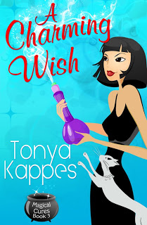 A Charming Wish (Magical Cures Mystery Series) Book Cover