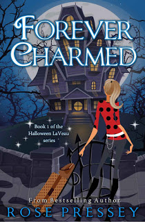 Forever Charmed (The Halloween LaVeau Series, Book 1) Book Cover