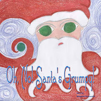 Oh No! Santa's Grumpy Book Cover