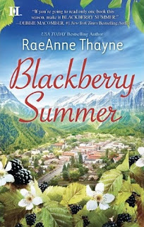 Blackberry Summer Book Cover
