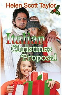 Italian Christmas Proposal Book Cover