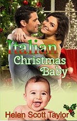 Italian Christmas Baby Book Cover