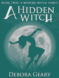 A Hidden Witch (A Modern Witch Series) Book Cover