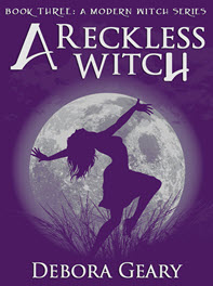 A Reckless Witch (A Modern Witch Series) Book Cover