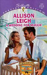 A Wedding for Maggie Book Cover