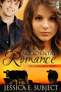Accidental Romance (The Challenge Series) Book Cover
