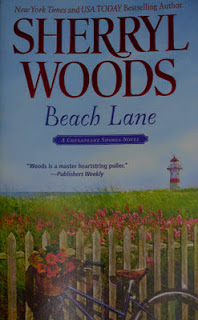 Beach Lane (A Chesapeake Shores Novel) Book Cover
