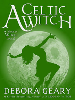 A Celtic Witch (A Modern Witch Series) Book Cover