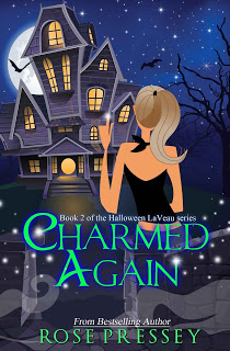 Charmed Again Book Cover
