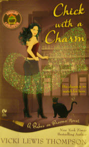 Chick with a Charm Book Cover
