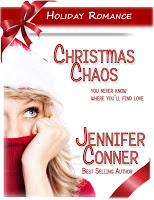 Christmas Chaos by Jennifer Conner & Oh No! Santa's Grumpy Book Cover