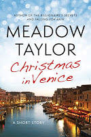 Christmas in Venice by Meadow Taylor & Evergreen, A Christmas Tale Book Cover