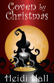 Coven by Christmas, The Mystics Series Book 2 Book Cover