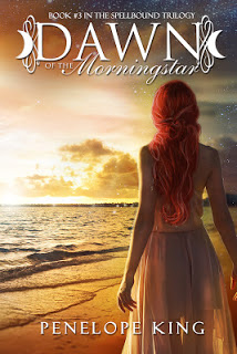 Dawn of the Morningstar (Spellbound Trilogy #3) Book Cover