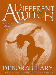 A Different Witch Book Cover