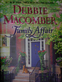 Family Affair Book Cover
