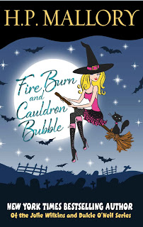 Fire Burn and Cauldron Bubble Book Cover