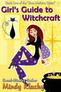 Girl's Guide to Witchcraft (Jane Madison Series) Book Cover