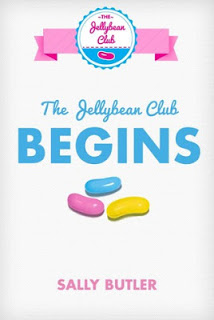 The Jelly Bean Club Begins Book Cover