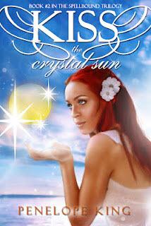 Kiss the Crystal Sun Book Cover