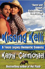 Kissing Kelli Book Cover