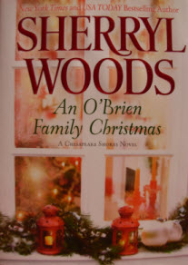 An O'Brien Family Christmas Book Cover