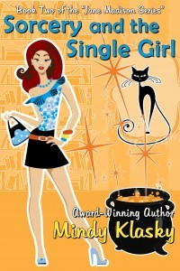 Sorcery and the Single Girl (Jane Madison Series) Book Cover