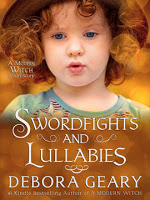 Swordfights & Lullabies (A Modern Witch Morsel) Book Cover