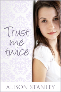 Trust Me Twice Book Cover