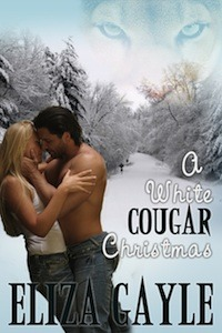 A White Cougar Christmas Book Cover