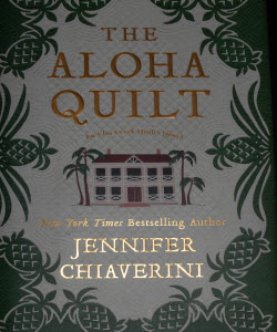 The Aloha Quilt Book Cover