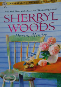 Dream Mender Book Cover