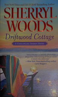 Driftwood Cottage (A Chesapeake Shores Novel) Book Cover