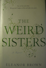 The Weird Sisters Book Cover