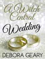 A Witch Central Wedding Book Cover