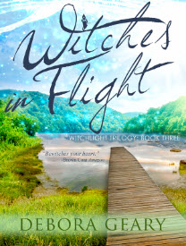 Witches in Flight (Witchlight Trilogy, Book 3) Book Cover